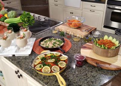 food styling set